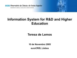 Componentes do Sistema de Informação
