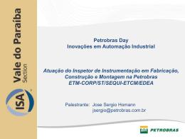 Petrobras Day - ISA Seção Vale do Paraíba