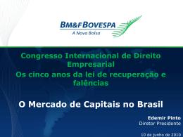 Edemir Pinto - INRE - Instituto Nacional de Recuperação de