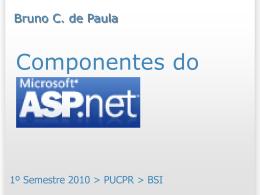 Apresentação sobre componentes em geral