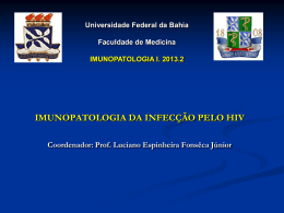 HIV - Universidade Federal da Bahia