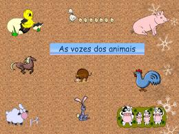 Vozes Animais - BIBLIOTECA ESCOLAR