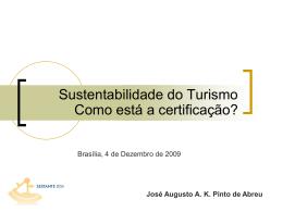 20091208 - Apresentação Turismo