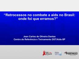 Fechamento das ONG/Aids