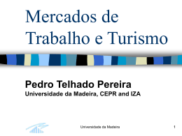 Revisão 2 - Universidade da Madeira