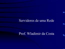 Servidor DNS - Wladimir da Costa