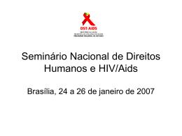 Banco de dados de violações de direitos humanos e HIV/Aids