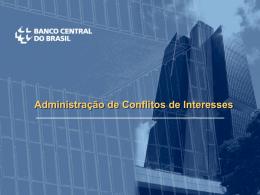 Panel 14 - Banco Central