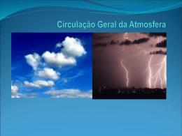 10-APP-Circulação Geral da Atmosfera.