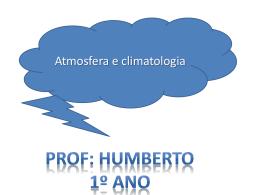Atmosfera&Climatologia