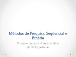 PPT - Professor Luiz