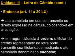 Endosso