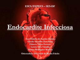 Endocardite infecciosa - Paulo Roberto Margotto