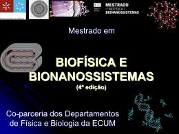 C2 BIOFÍSICA E BIONANOSSISTEMAS