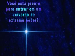 O Universo e Você!