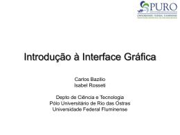 java.awt.event - Universidade Federal Fluminense