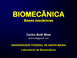 Bases mecânicas