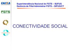 Superintendência Nacional do FGTS - Sinduscon-PR