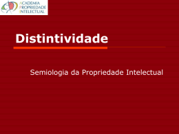 Aula 6 - Denis Borges Barbosa