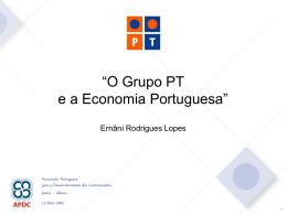 Slide 1 - Portugal Telecom