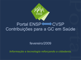 Portal ENSP