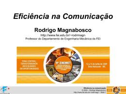 Eficiência na Comunicação - Centro Universitário FEI