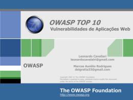 OWASP - bYTEBoss