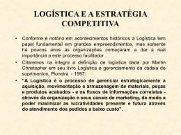 Integrador Logistico