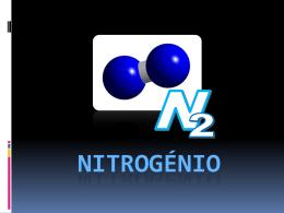 NITROGÉNIO - Pradigital