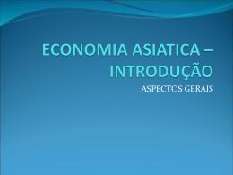 Economia Asiática