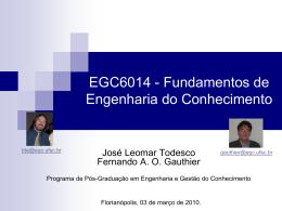 EGC6014-Aula1-Fundam.. - Departamento de Sistemas e