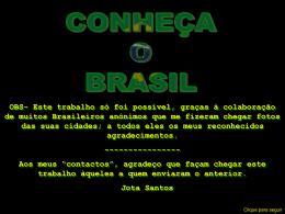 Postais do Brasil
