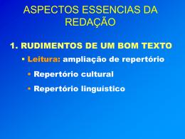 Material de Apoio - Professor Fábio Bettes