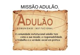 Apresentação de Adulão (988672)