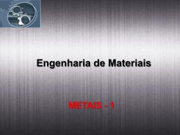 Engenharia de Materiais 3