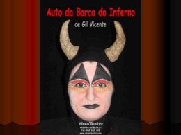 auto da barca do inferno