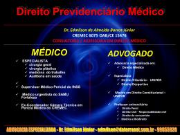 responsabilidade médica - barros consultoria e assessoria