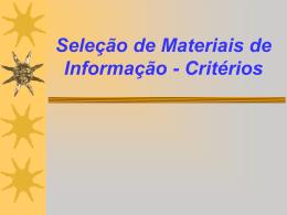 Seleção_de_Materiais