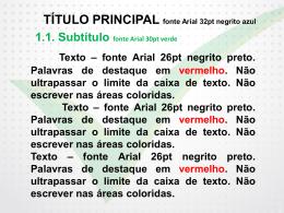 Slide 1 - Tese Concursos