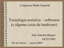 Congresso Muito Especial_software