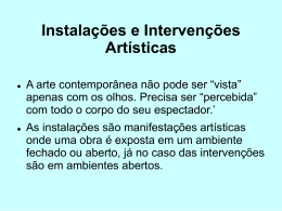 instalacoes artisticas (842240)