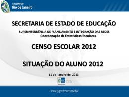 Outras Redes - Governo do Estado do Rio de Janeiro