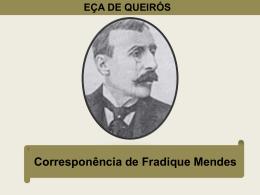 EÇA DE QUEIRÓS