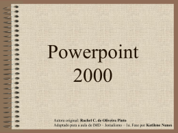 Power Point - GEOCITIES.ws