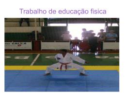 projeto lutas ou brigas joice 9 ano b