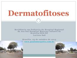 Dermatofitoses - Paulo Roberto Margotto