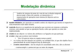 modelo OMT dinâmico