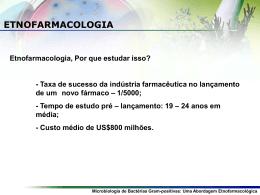 Etnofarmacologia