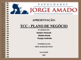 Apresentação 4 TCC