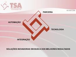 TSA - OSIsoft